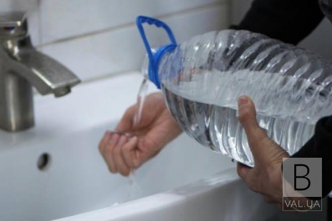 Мешканці Седнева залишилися без води