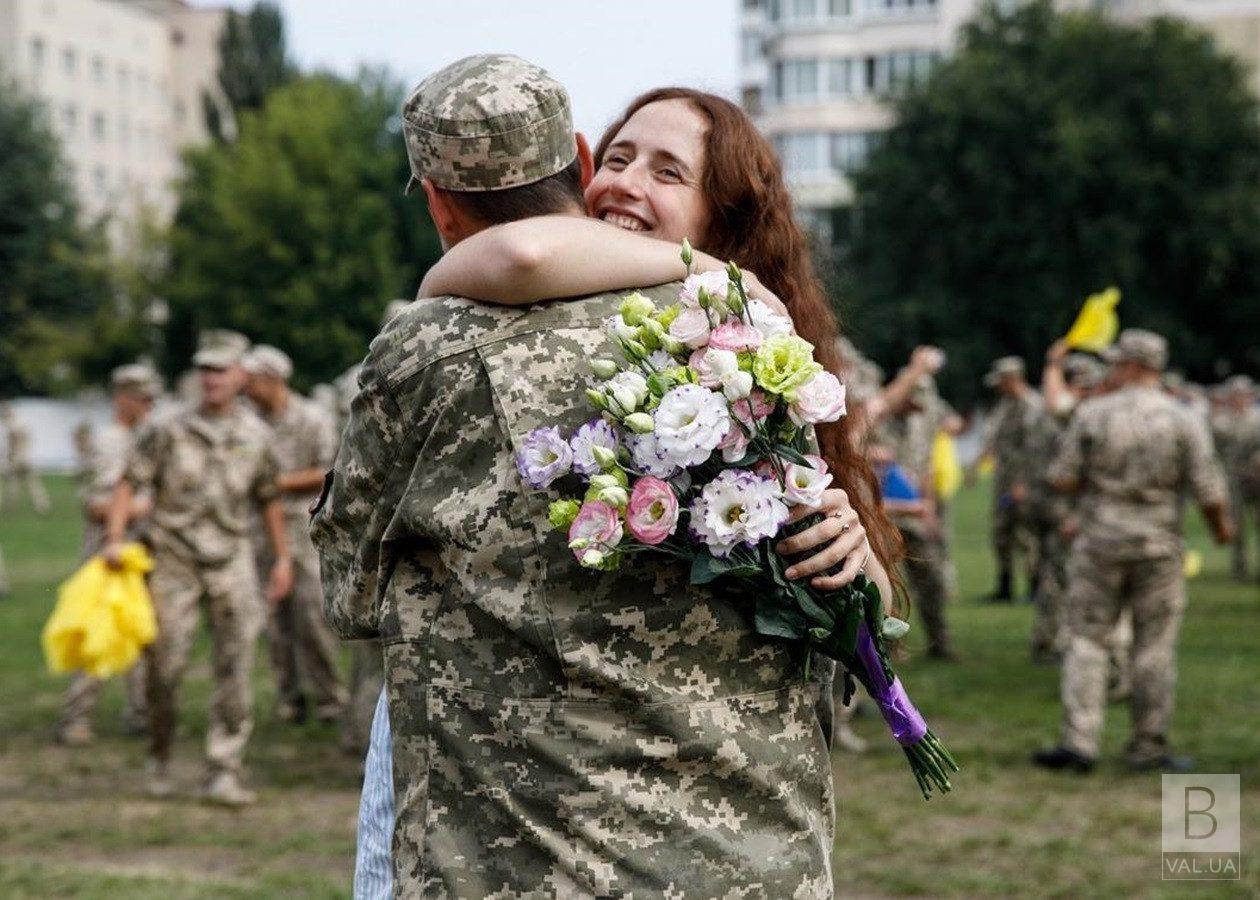 13 і 14 жовтня у Чернігові вшанують тих, хто став на захист України