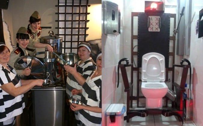 Туалет в чернігівському ресторані став одним з переможців премії «BEST WC — 2020»