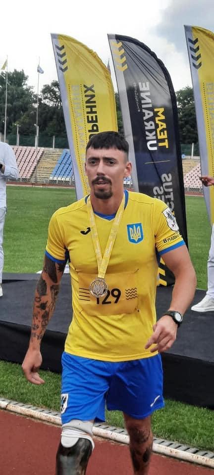 «Ігри Нескорених»: ветерани Чернігівщини здобули 5 нагород. ФОТО