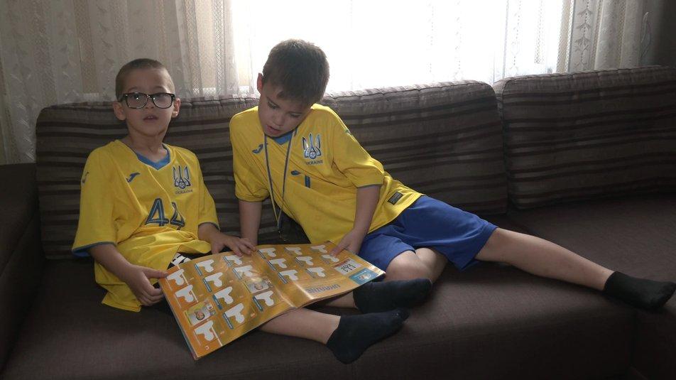 «Не спав до третьої ночі»: як родина Андрія Ярмоленка вболівала за збірну України ВІДЕО