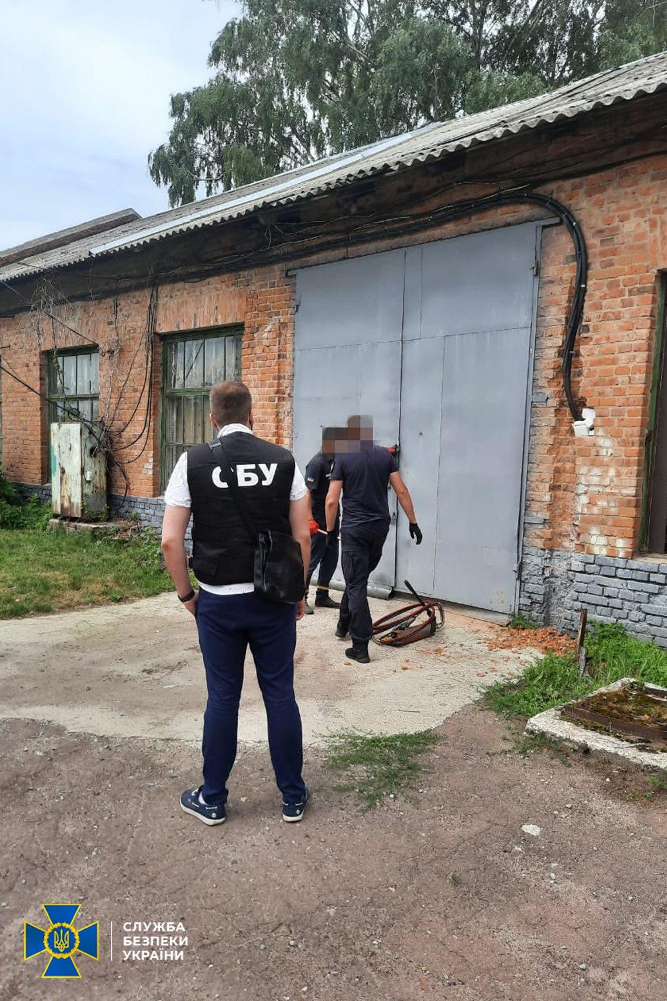 Частина Чернігівщини могла залишитися без світла і води через криптоферму ВІДЕО, ФОТО