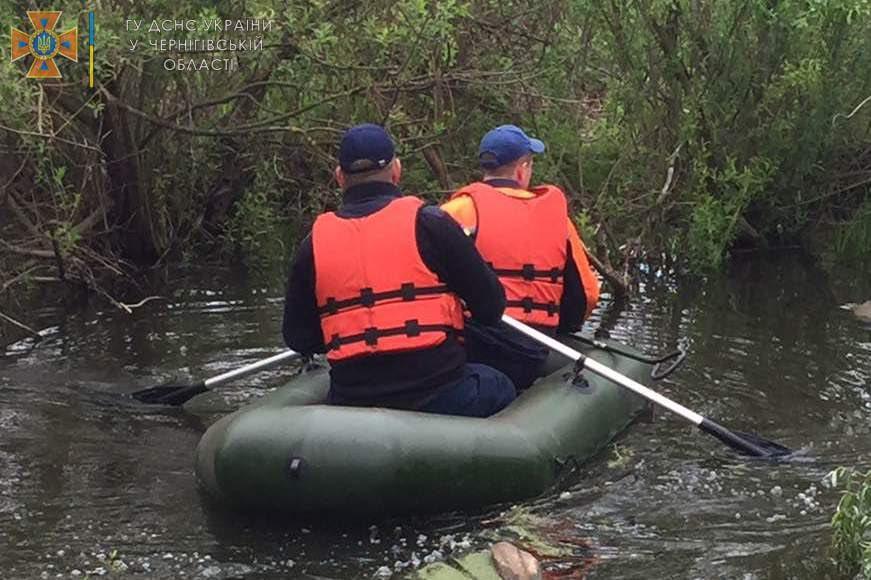 У Чернігівській області потонули ще дві людини. ФОТО