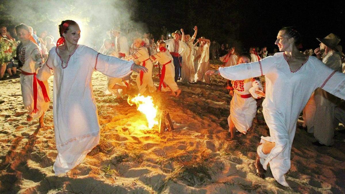 Концерти, розваги, пляжна дискотека: як на Чернігівщині святкуватимуть Івана Купала