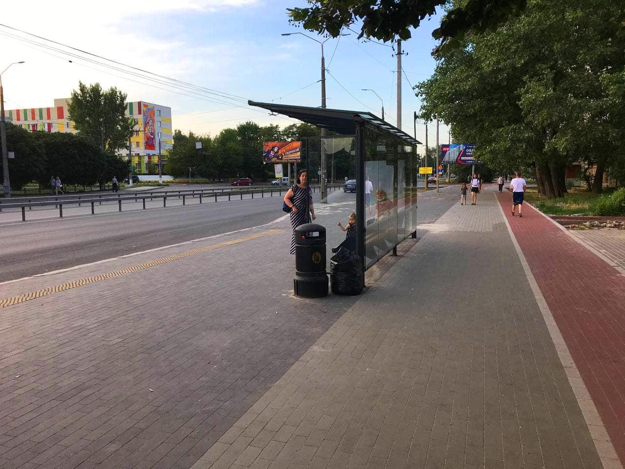 У Чернігові завершується ремонт вулиці 1 Травня у районі міської лікарні №2. ФОТО