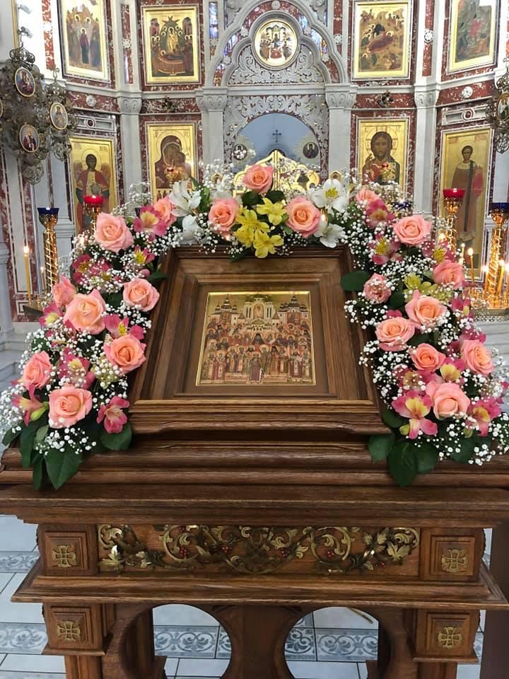 Сьогодні – День чернігівських святих
