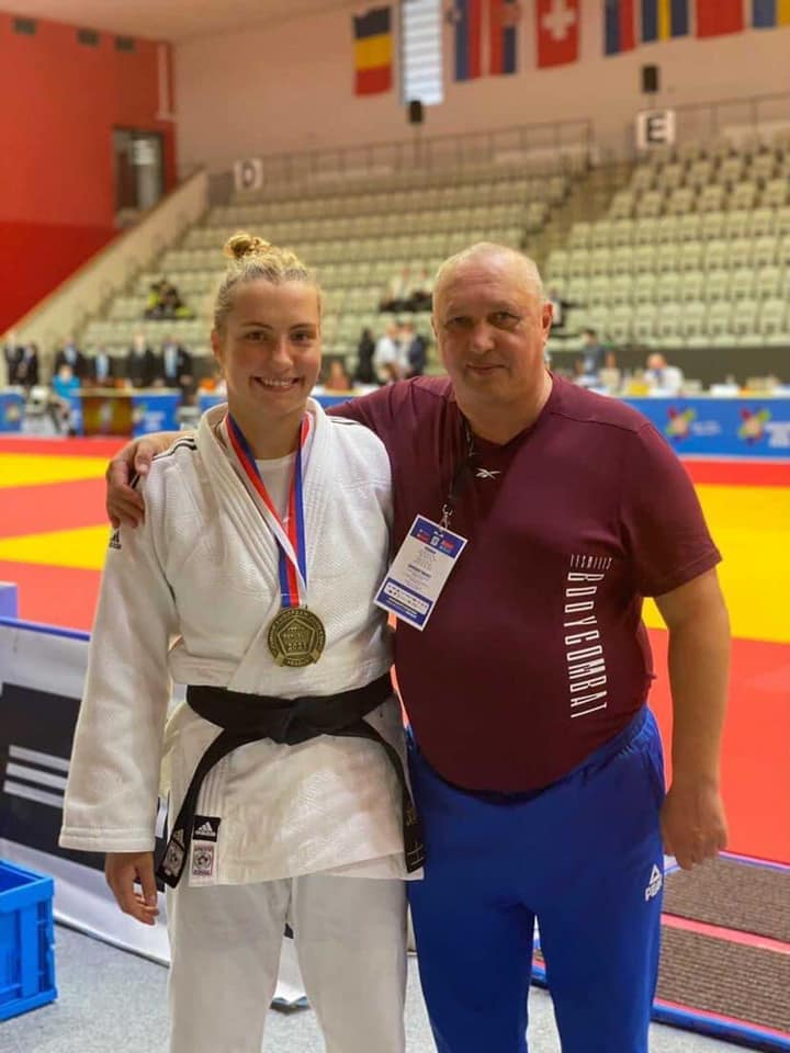 Ніжинка перемогла на Кубку Європи з дзюдо. ФОТО