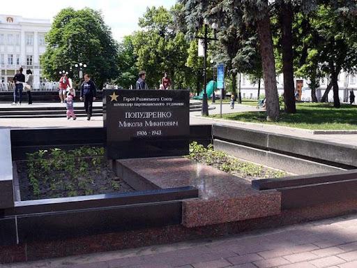 Братські могили з центру Чернігова «переїдуть» на «Яцево»
