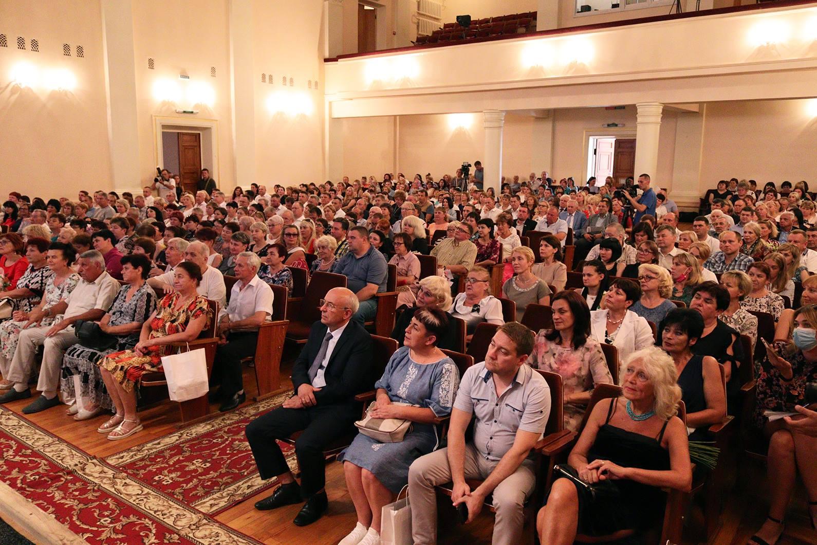 Чернігівська обласна лікарня відзначила своє 70-річчя. ФОТО