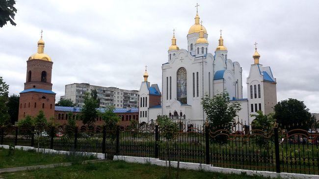 Перша в Україні: у Чернігові є церква з ліфтом