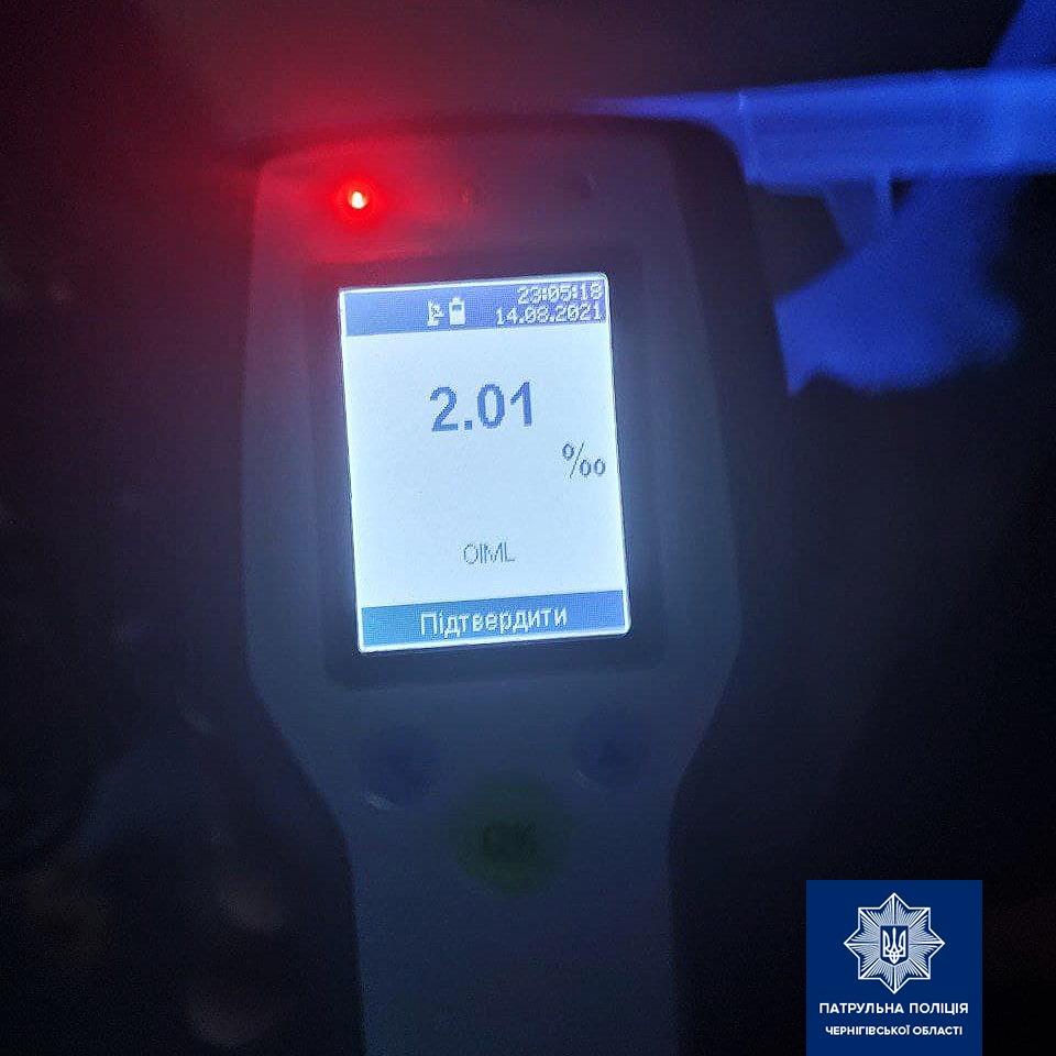 Один з учасників ДТП на київській трасі, в якій постраждали три людини, був з ознаками алкогольного сп'яніння. ФОТО