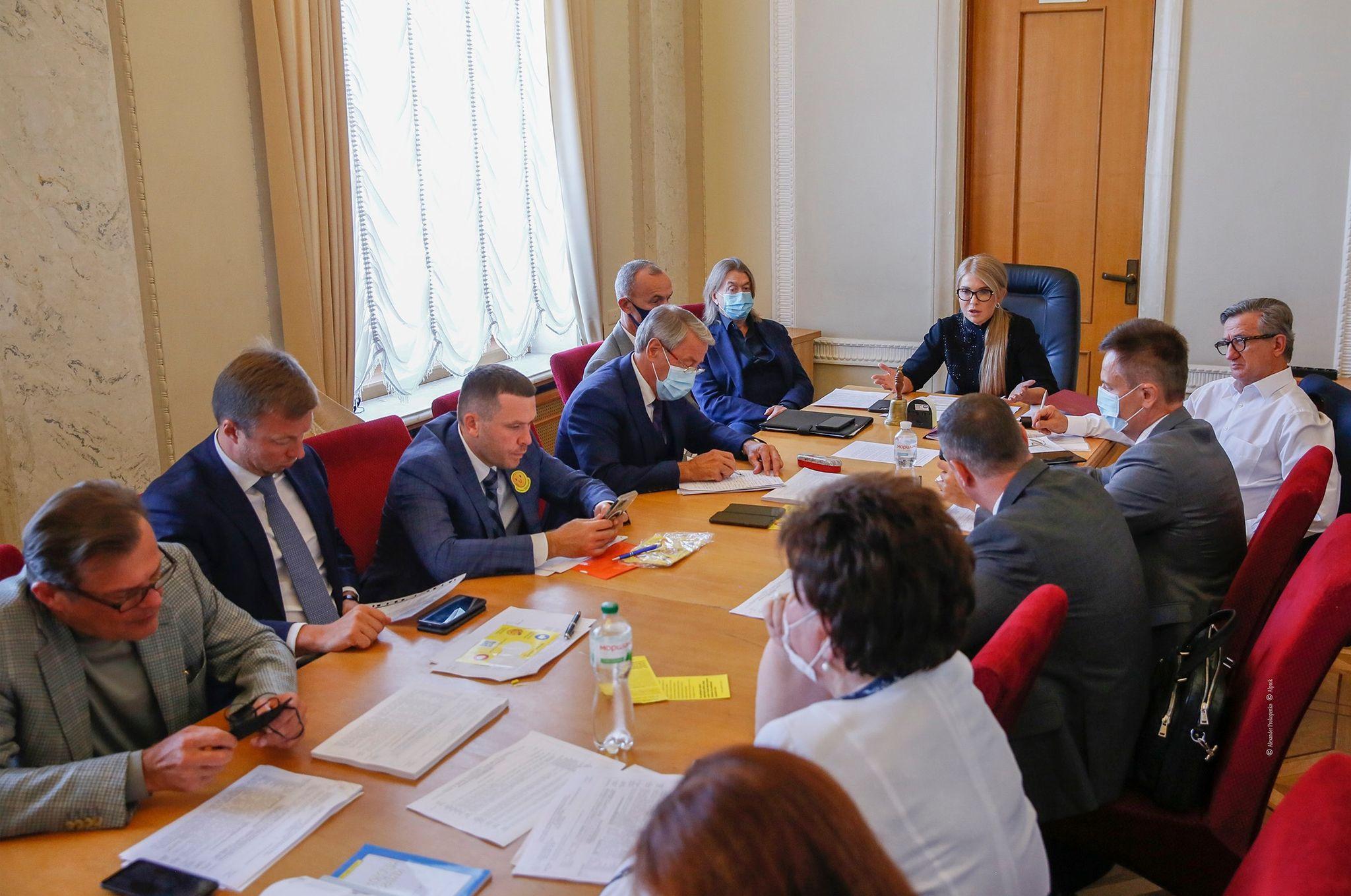 Уряд не розуміє, що веде країну до енергетичного колапсу, а людей вганяє у крайню бідність, — Юлія Тимошенко