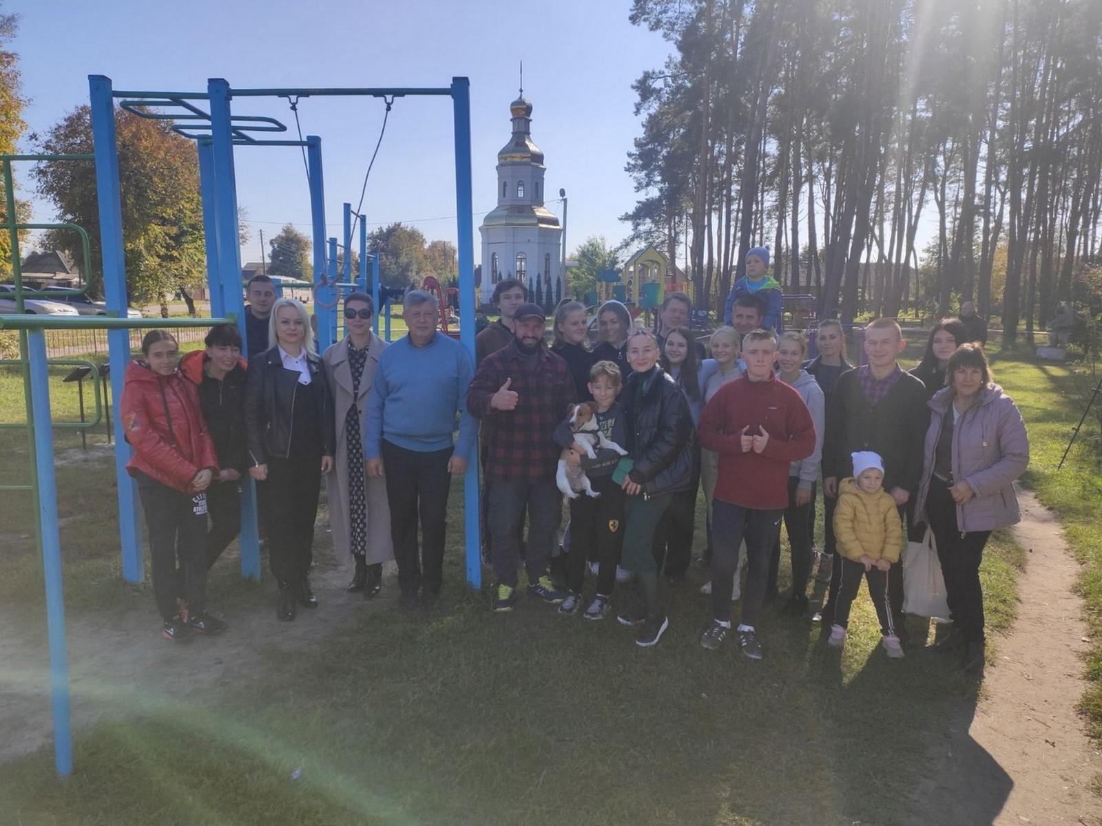 На Чернігівщині запрацювали ще три активні парки