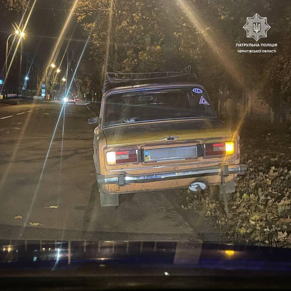 У Чернігові за добу виявили два авто з фальшивими документами