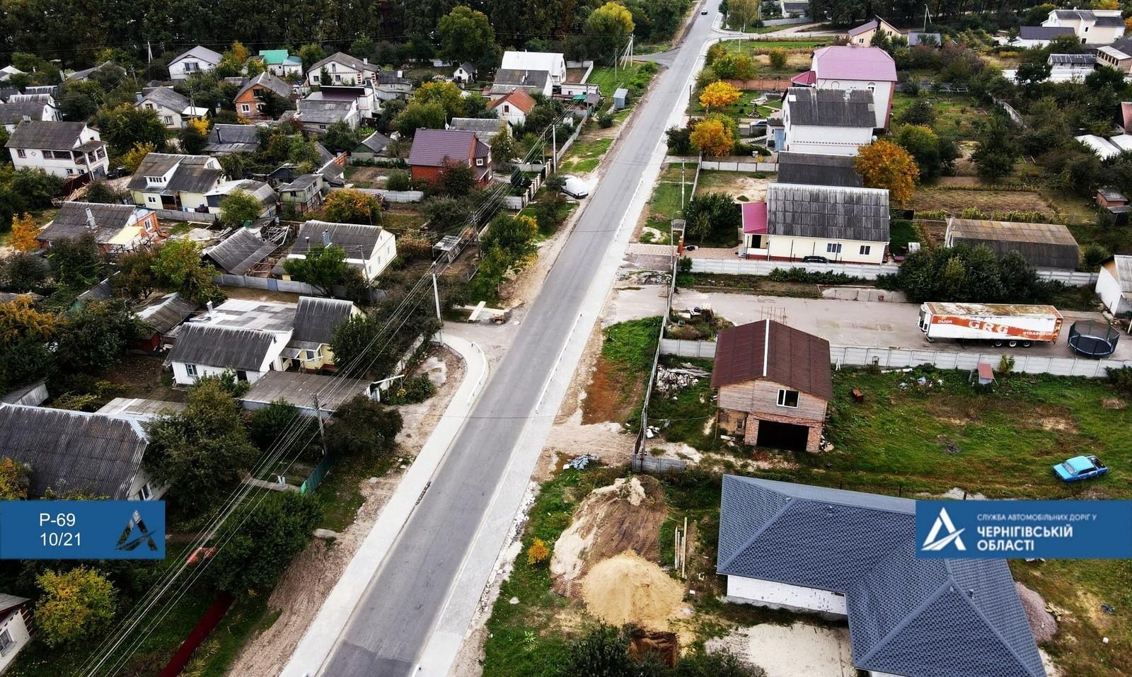 У Киїнці облаштовують пішохідні зони. ФОТО