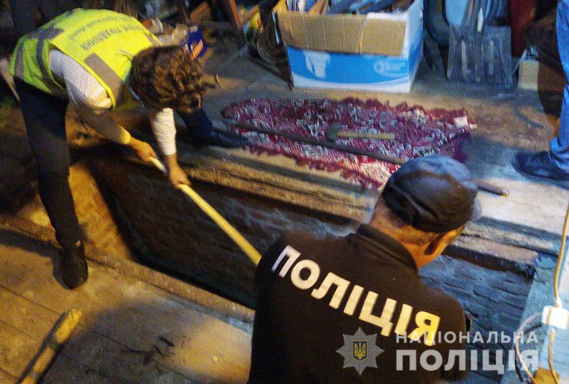 Жінка, що застрелила і забетонувала чоловіка на Чернігівщині, відсидить 8 років